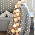 Cotton Balls Lights - BY PRETTY PLEASURE