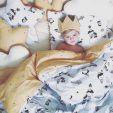 Makaszka - Pościel z wypełnieniem - rozmiar S - wzór Mały Książę