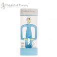 Gryzak Masujący ze Szczoteczką Błękitny Matchstick Monkey