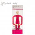 Gryzak Masujący ze Szczoteczką Czerwony Matchstick Monkey