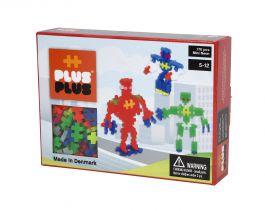 Klocki Plus Plus Mini 170  Roboty (kolor: neon)