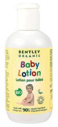 Bentley Organic Dziecięce Mleczko do Ciała z Rumiankiem, Aloe Vera i Naturalną Witaminą E