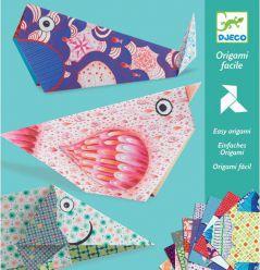 Djeco. Origami - Duże zwierzęta