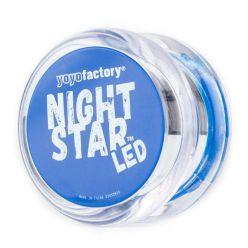 Świecące JoJo Night Star LED (kolor: niebieski)