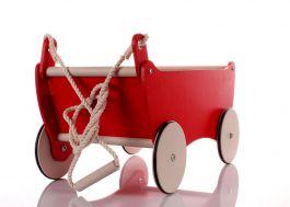 Oloka-Gruppe. Wózek ze sznurkiem - Sisar