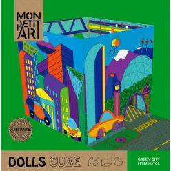 Domek do urządzania – Zielone Miasto - Mon Petit Art