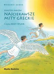 Najciekawsze mity greckie mp3