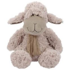 Maskotka owieczka Emilly z szalikiem 24 cm