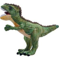 Maskotka pluszowy dinozaur Tyranozaur zielony 50cm
