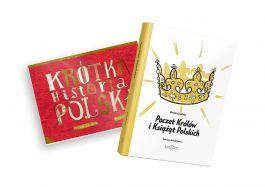 Pakiet: POCZET KRÓLÓW I KSIĄŻĄT POLSKICH i Krótka Historia Polski