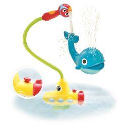 Yookidoo Okręt Podwodny z Prysznicem Wieloryb - zabawka do kąpieli