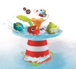 Yookidoo Wyścig Kaczuszek - zabawka do kąpieli