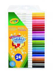 Crayola flamastry 24 kolory