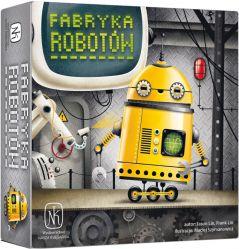 Fabryka robotów gra rodzinna. Nasza księgarnia
