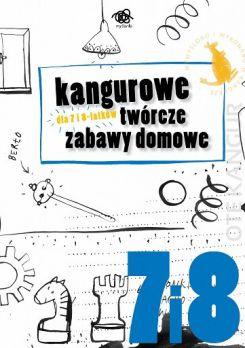 Kangurowe twórcze zabawy dla 7 i 8 latków