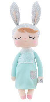 Lalka Metoo w miętowej sukience