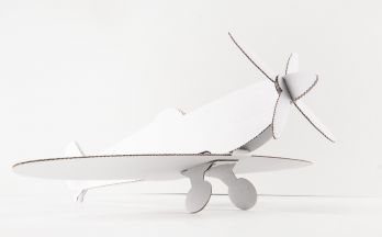 Leolandia. Spitfire (biały)