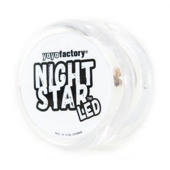 Świecące JoJo Night Star LED (kolor: biały)