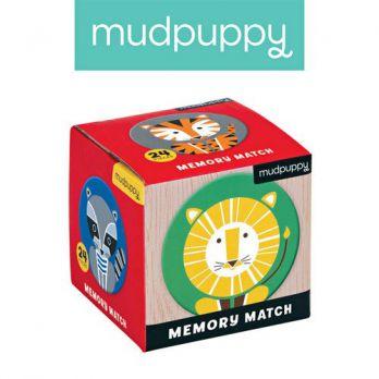 Gra Mini Memory Geometryczne zwierzęta