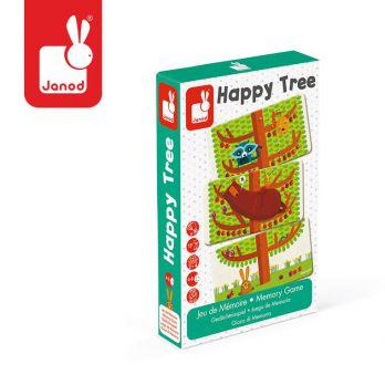 """Janod. Gra pamięciowa """"Szczęśliwe drzewo"""""""
