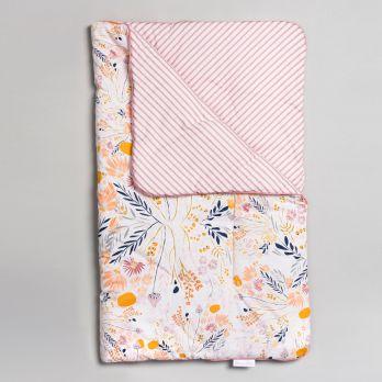 Bim Bla Kołderka niemowlęca z wypełnieniem Pastel Meadow 75x95 cm
