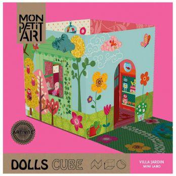 Domek do urządzania – Dom + ogród Mon Petit Art