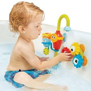 Yookidoo Wesoły Kranik I Wirujące Trybiki Zabawka Do Kąpieli