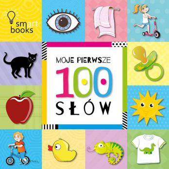 Moje pierwsze 100 słów. SMART BOOKS