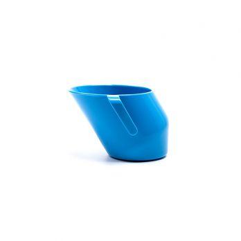 Krzywy kubek Doidy cup niebieski