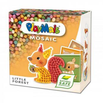 PlayMais Mozaika Małe zwierzęta leśne