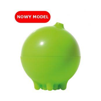 Plui Deszczowa piłka zielona zabawka do kąpieli NOWY model otwierany