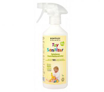 Spray do dezynfekcji zabawek. Bentley Organic 500ml