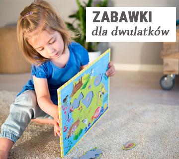 Zabawki dla dwulatków